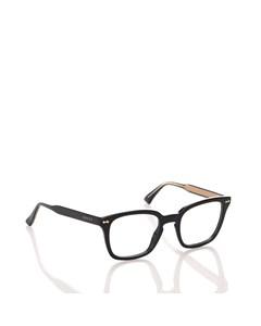 Gucci Transparent Optical Frame Black