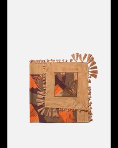 Tassel Scarf Desert Print