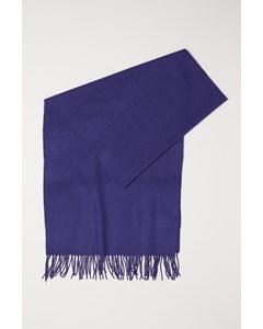 Gilda Wollen sjaal paars