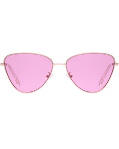 Echo Bright Gold With Pink Tint Lens