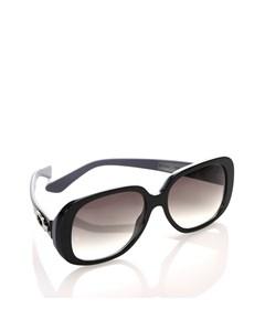 Cartier Round Tinted Sunglasses Black