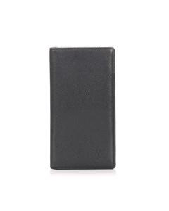 Louis Vuitton Taiga Long Wallet Black