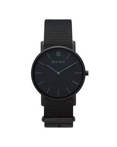 Mark 1 - Hackney Svart Watch