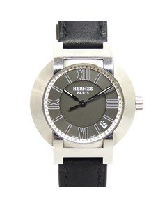 Hermes Nomade Watch Silver