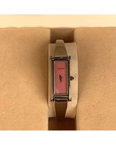 Gucci Vintage Stainless Steel Wrist Watch Mod 1500l Quartz