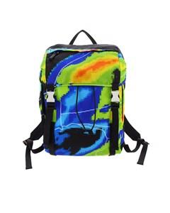 Prada Tessuto Radar Backpack Black