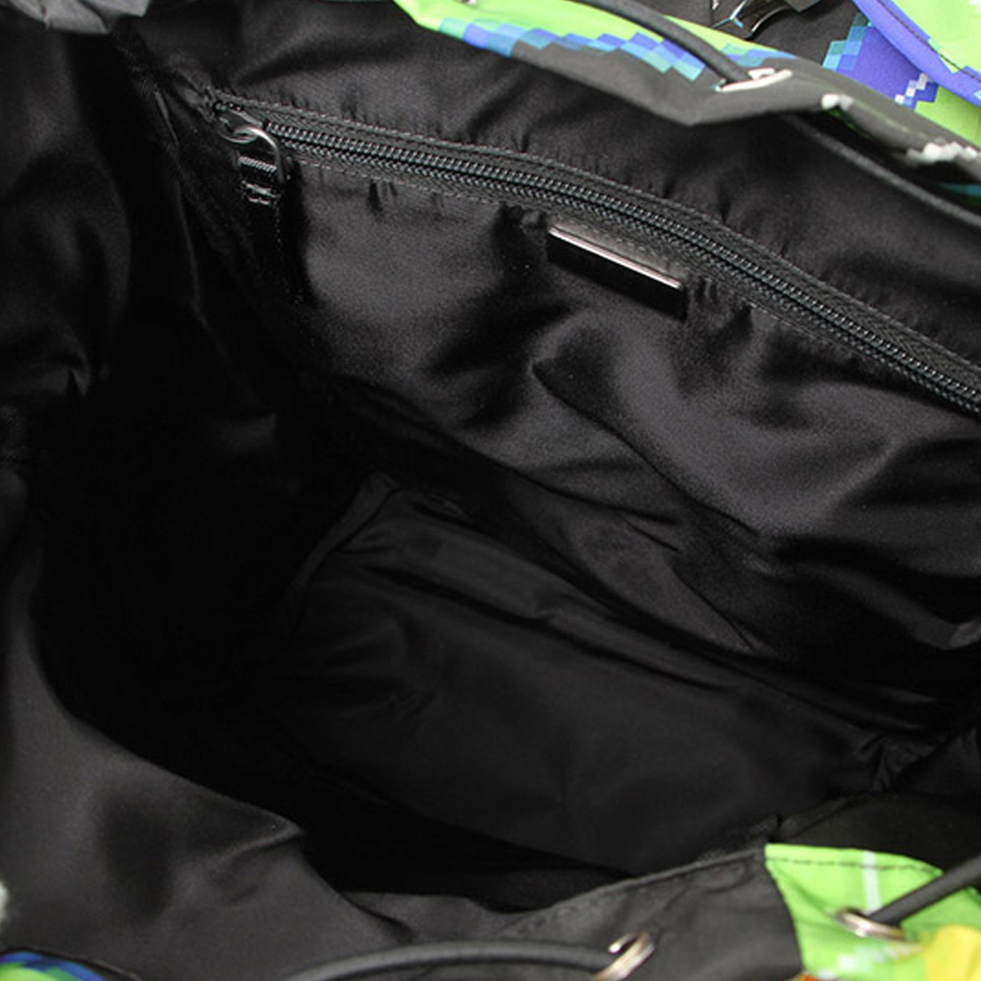Prada Tessuto Radar Backpack Black | Upp till 70% |