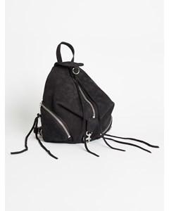 Convertible Mini Julian Backpack Hb 001 Black/silver