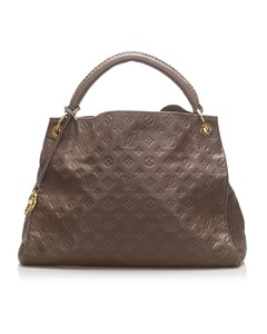 Louis Vuitton Monogram Empreinte Artsy Mm Brown