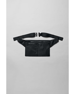 Wall Waist Bag Black