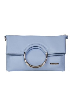 Stacey Clutch Pastel Blue