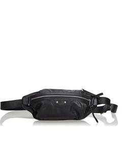Balenciaga Lambskin Neolife Belt Bag Black