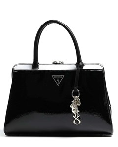 Guess Maddy Girlfr.Satchel Black Schwarz