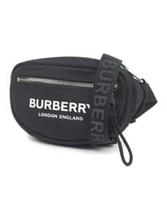Burberry Nylon Belt Bag Black