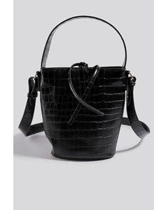 Trapez Bucket Bag Black