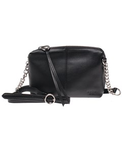 Milano Black Leather
