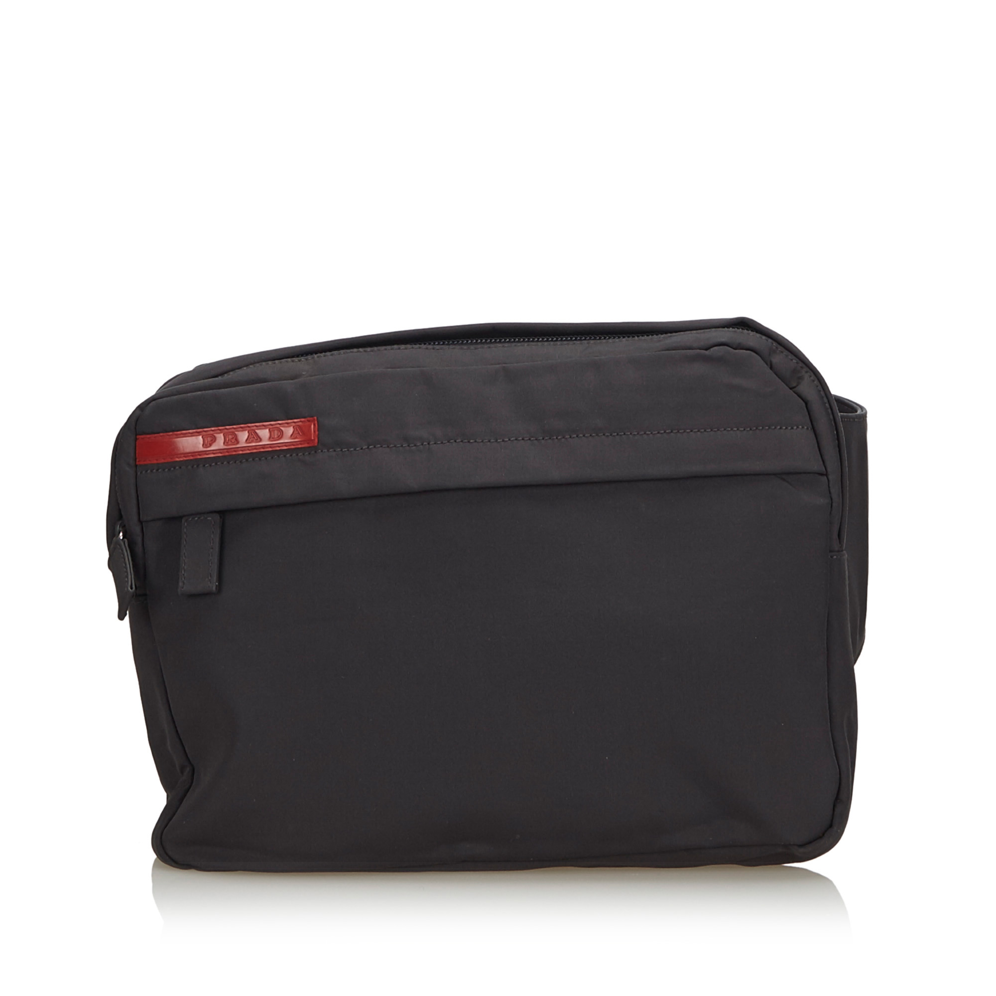 Marc Jacobs Sport Belt Bag Nylon Black i svart   fashionette
