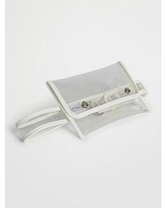 Belted Waist Bag Transparent