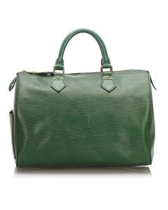 Louis Vuitton Epi Speedy 30 Green