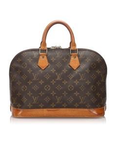 Louis Vuitton Monogram Alma Pm Brown