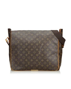 Louis Vuitton Monogram Abbesses Brown