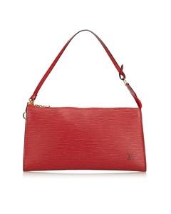 Louis Vuitton Epi Pochette Accessoires Red