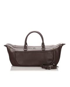 Louis Vuitton Epi Dhanura Gm Brown