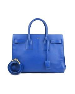 Ysl Small Sac De Jour Blue
