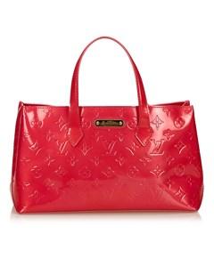 Louis Vuitton Vernis Wilshire Pm Pink