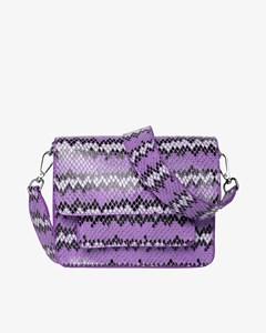 Cayman Snake Pocket Purple