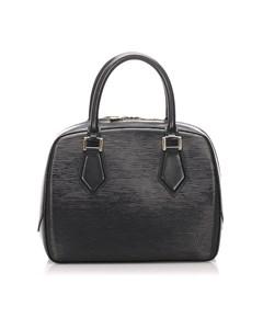 Louis Vuitton Epi Sablons Black