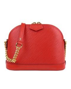 Louis Vuitton Epi Mini Alma Red