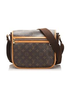 Louis Vuitton Monogram Bosphore Pm Brown