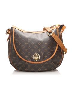 Louis Vuitton Monogram Tulum Gm Brown