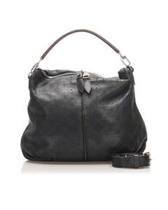 Louis Vuitton Mahina Selene Pm Black