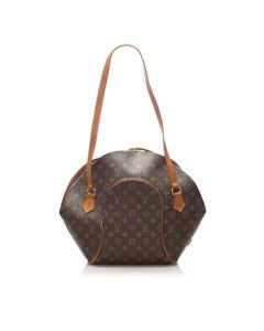 Louis Vuitton Monogram Ellipse Shopper Brown