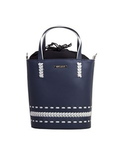 Jadey Bucket Dark Blue