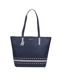 Jadey Shopper Dark Blue