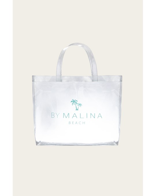 By Malina Cruise Tote Bag Clear