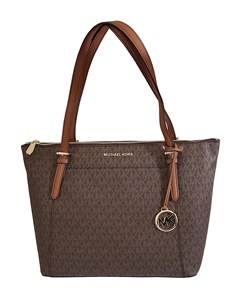 Michael Kors Jet Set Shopper Braun