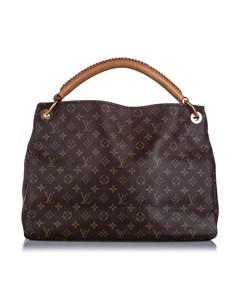 Louis Vuitton Monogram Artsy Mm Brown