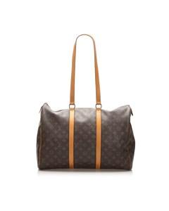 Louis Vuitton Monogram Sac Flanerie 45 Brown