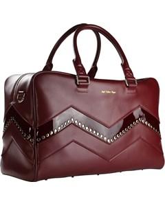 Ayp Weekend Bag Burgundy