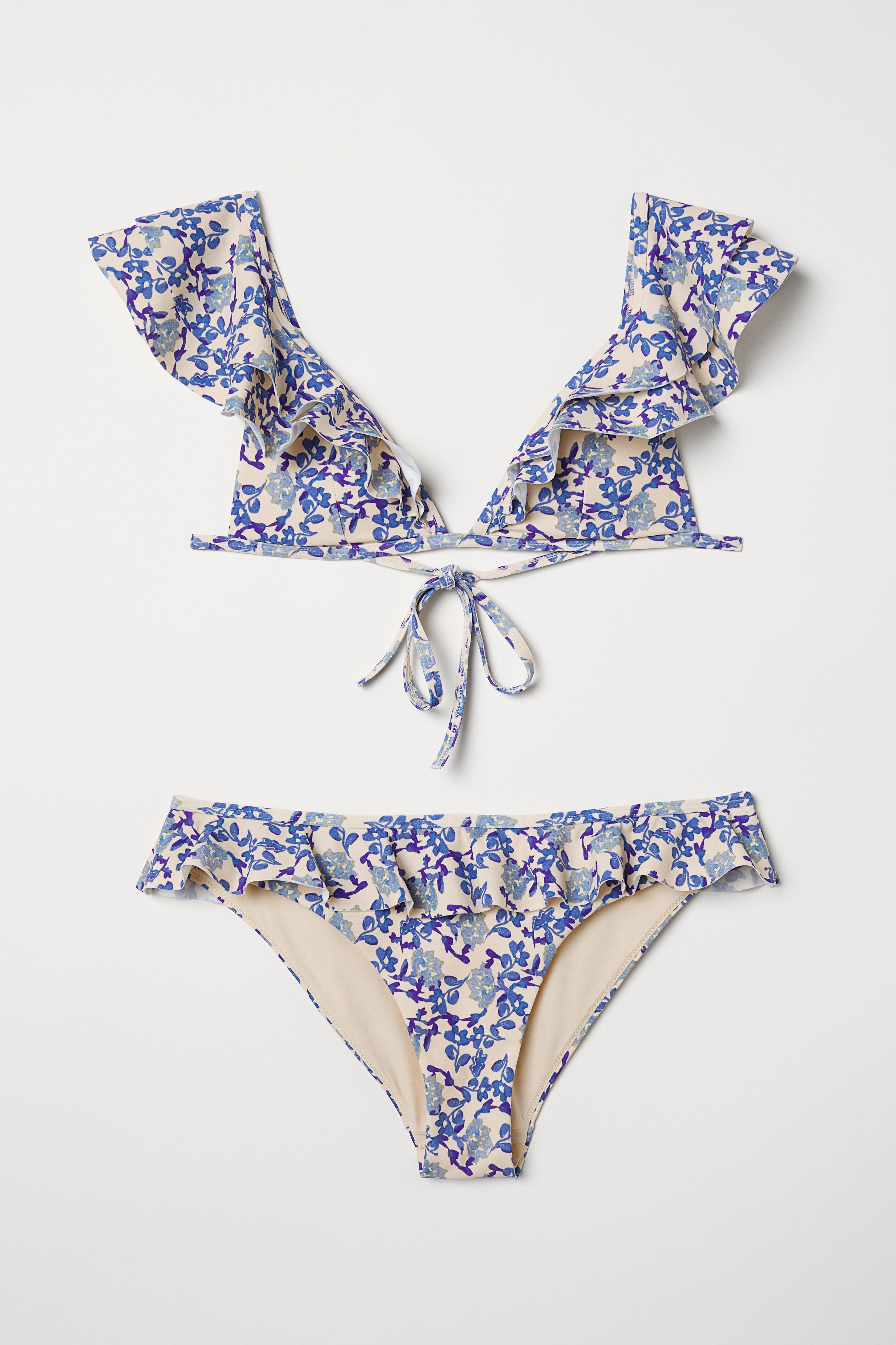 Wilde Bikini White - #N/A