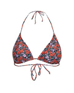 Pilea Bikini Top Ms19 Small Red Rose
