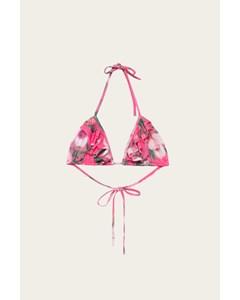 Gigi Bikini Top Daiquiri Rose