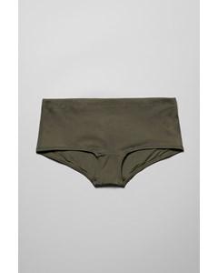 Ava Hipster Swim Bottoms Green