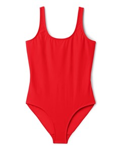 Day Swimsuit Red
