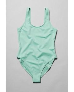 Emerald Swimsuit Green