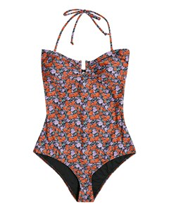 Kelly Swimsuit Ms19 Small Red Rose